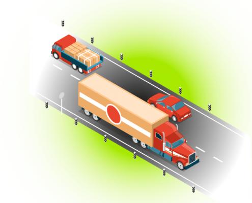 حمل و نقل جادهای