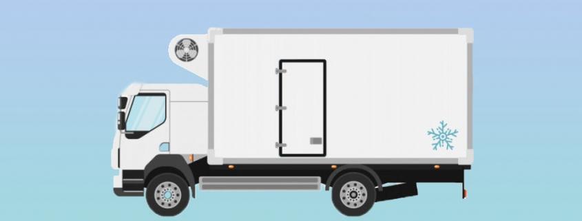 یخچال کامیون