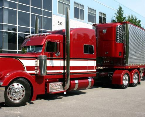کامیون-پیتر بیلت