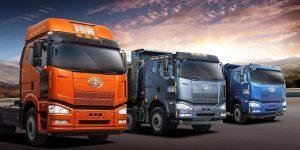 کامیون های فاو