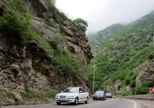 باربری تهران به مازندران
