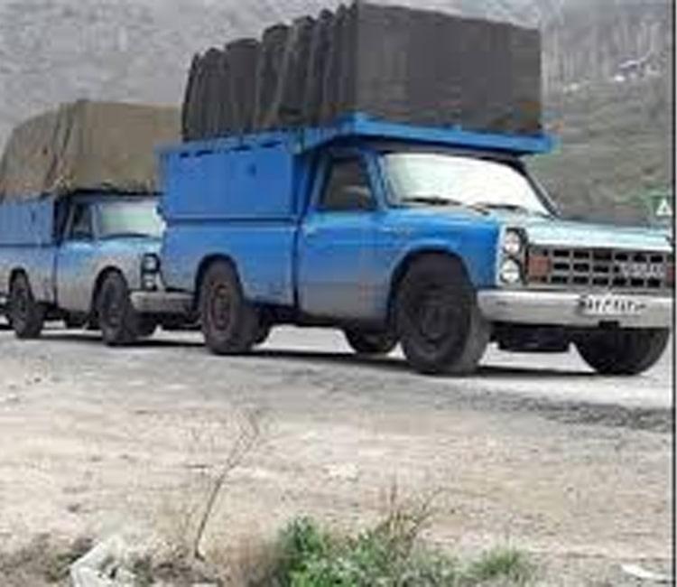 باربری به کردستان و حومه